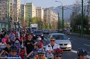 biciclisti in brasov