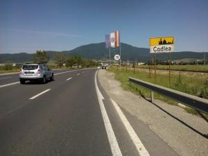 Intrarea în Codlea