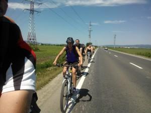 Întoarcerea spre Brașov